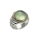 Bague Go-wear prehnite