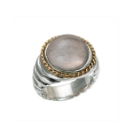 Bague Go-wear quartz rose