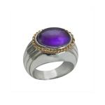 Ring Go-wear amethyst